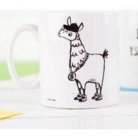 Personalised Mug - Banter Pants, Badass Mofo - Underwear Gifts