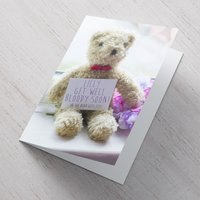 Personalised Card - Get Well Bloody Soon - Horror Gifts