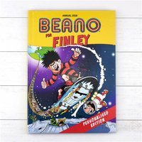 Personalised Beano Annual - Beano Gifts