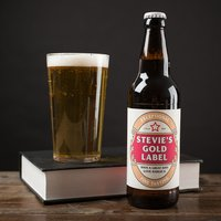 Personalised Beer - Exceptional Gold Label - Beer Gifts