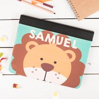 Personalised iPad Case - Lion