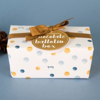 Luxury Chocolate Bath Bomb Gift Set - Luxury Chocolate Gifts
