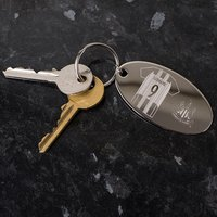 Personalised Football Shirt Key Ring - Key Gifts