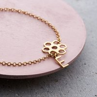 Personalised Posh Totty Designs Honeycomb Bracelet - Posh Gifts