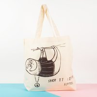 Banter Pants Tote Bag - Shop It Like A Sloth - Shop Gifts