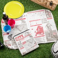 Come Rain Or Shine Newspaper - Gadgets Gifts