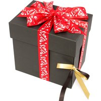 Luxury Floral and Chocolate Hamper