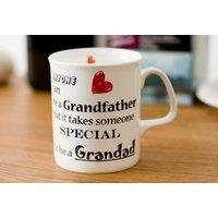 Personalised Special Grandad Mug - Grandad Gifts