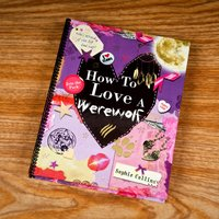How To Love A Werewolf - Gift Book - Book Gifts