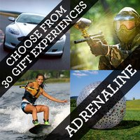 Ultimate Choice For Adrenaline - Experience Day Choice Pack - Adrenaline Gifts