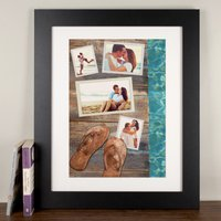 Photo Upload Print - Jetty, 4 Photos - Photos Gifts