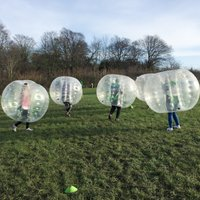 Bubble Football Experience for Six - Football Gifts