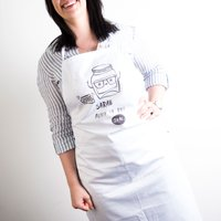Personalised Apron - Banter Pants, Pump up the Jam - Apron Gifts