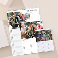 Photo Upload Calendar - Personalised Gifts Gifts