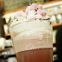 Engraved Glass Hot Chocolate Mug - Hot Chocolate Gifts