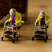Racing Grannies - Racing Gifts