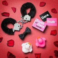 Naughty & Nice Romantic Night In Gift Set - Nice Gifts
