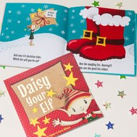 Personalised Your Elf Book - Book Gifts