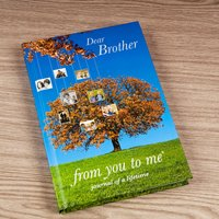 Dear Brother - From You To Me - Brother Gifts