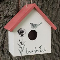 The Thoughtful Gardener Bird House