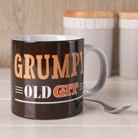 Grumpy Old Git Mug - Cutlery Gifts