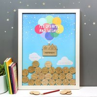 Personalised Children's Wish List Drop Box - Decorations Gifts