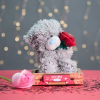 Me To You Tatty Teddy Plush Bear – Love You Rose - Tatty Teddy Gifts