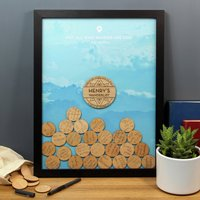 Personalised Wanderlust Drop Box - Decorations Gifts