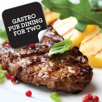 Gastro Pub Dining for Two - Dining Gifts