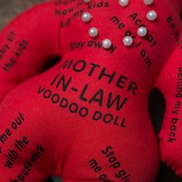 Mother-In-Law Voodoo Doll - Voodoo Doll Gifts
