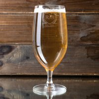 Personalised Cabernet Stem Beer Glass - Beer Gifts