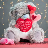 Me To You Tatty Teddy Plush Bear – Heart Love Letter - Tatty Teddy Gifts