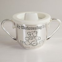 Engraved My Christening Day Baby Cup - Cup Gifts