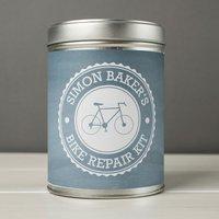 Personalised Bicycle Repair Kit - White Label - Bicycle Gifts