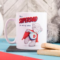 Personalised Me To You Mug - Superdad - Me To You Gifts