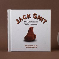Jack Shit Book - Book Gifts