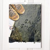 Personalised The Great Outdoors Calendar - Outdoors Gifts