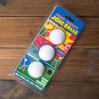 Prank Golf Balls