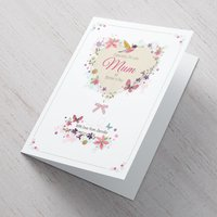 Image of Personalised Mother's Day Card - Especially For You