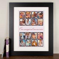 Photo Upload Print - Memories, 16 Photos - Memories Gifts
