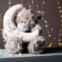 Me To You Tatty Teddy Plush Bear - Signature Collection, To The Moon & Back - Tatty Teddy Gifts