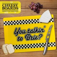 Are you Talking to Brie? Cheeseboard - Talking Gifts