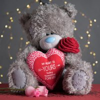 Me To You Tatty Teddy Plush Bear – My Heart Is Yours - Tatty Teddy Gifts