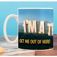 Personalised Mug - I'm A Teacher Get Me Out Of Here - Teacher Gifts