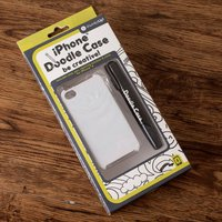 Doodle Case For iPhone 4 - Iphone 4 Gifts