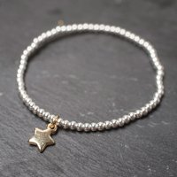 Image of Sienna Bracelet-Gold Star