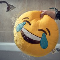 Emoji Pillow - Crying With Laughter - Laughter Gifts