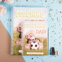 Personalised Me To You Notebook - Coaching - Me To You Gifts
