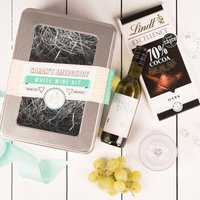 Personalised Emergency White Wine Kit