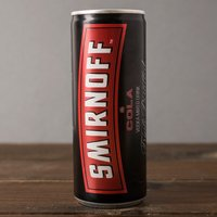 Smirnoff & Cola Can - Smirnoff Gifts